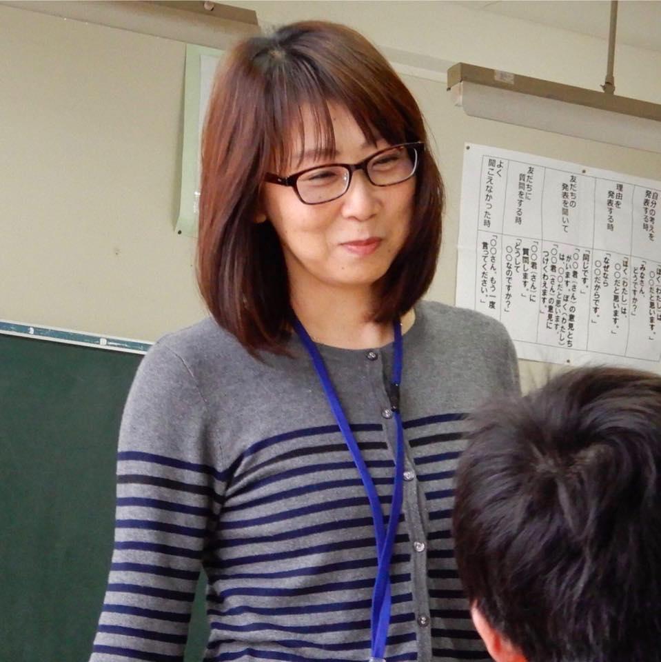野田真記子さん