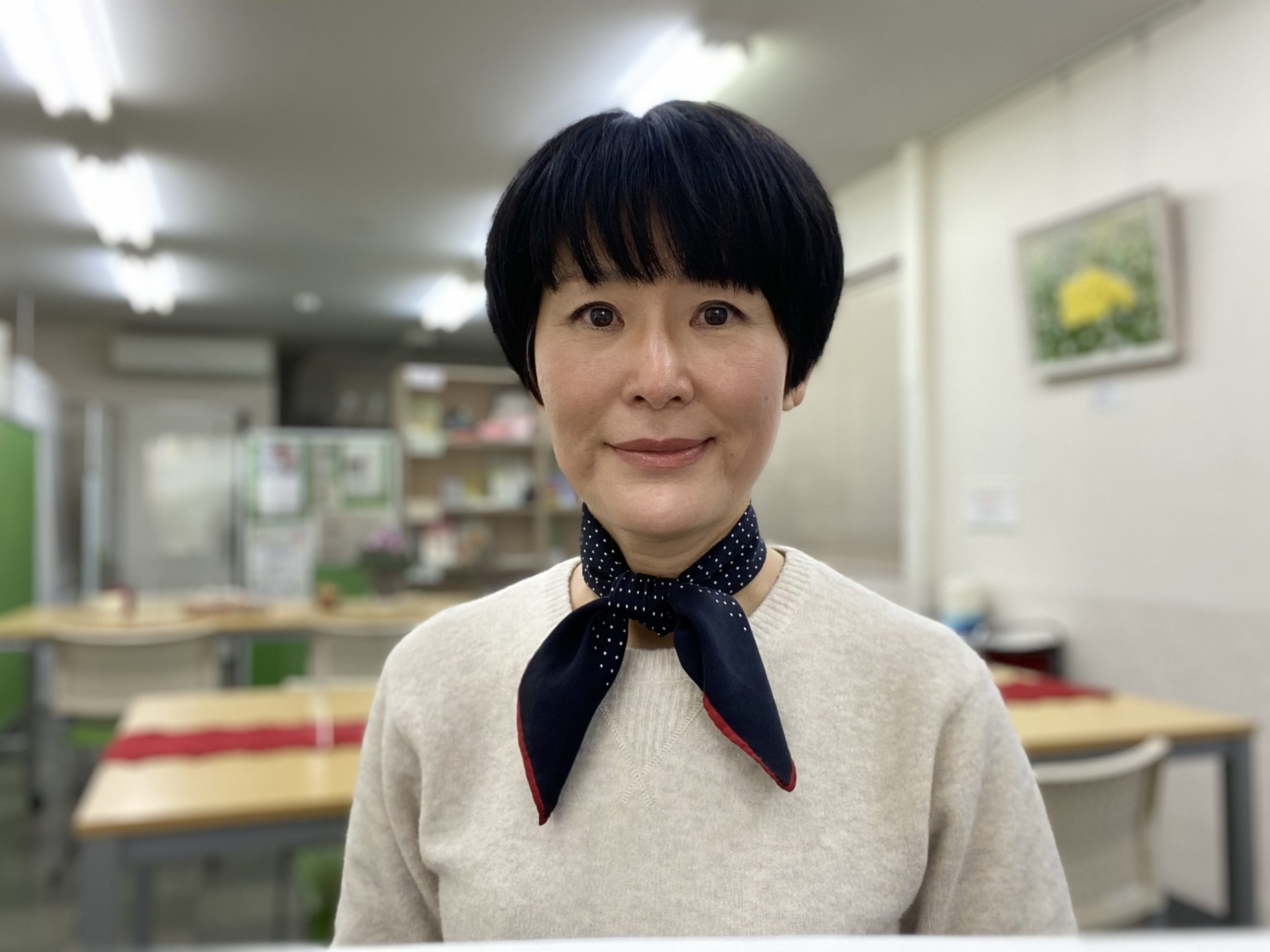 松本陽子さん